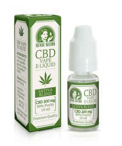 cbd-e-liquid-sativa-200mg-Sensi-Seeds