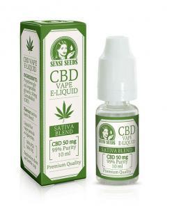 cbd-e-liquid-sativa-50mg-Sensi-Seeds